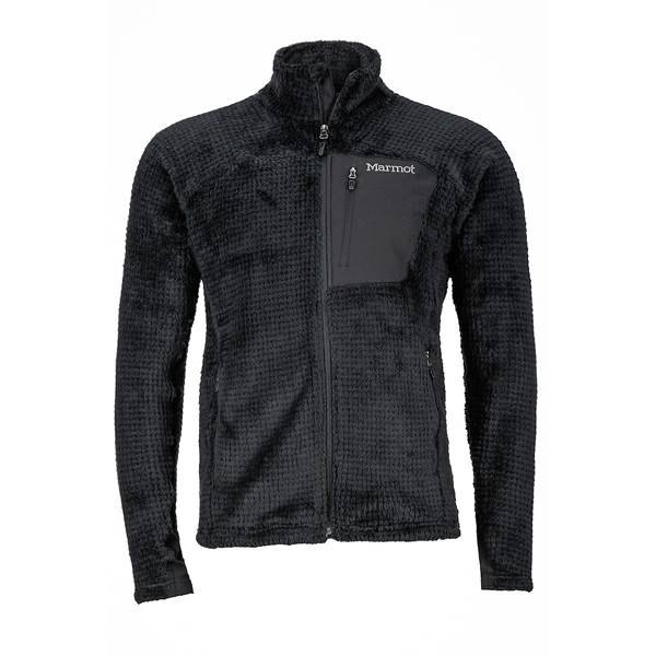 Men Marmot Thermo Flare Jacket Black Outlet Online