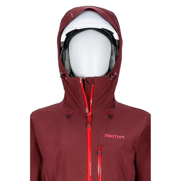 Port Royal Marmot Women Headwall Jacket Online Store