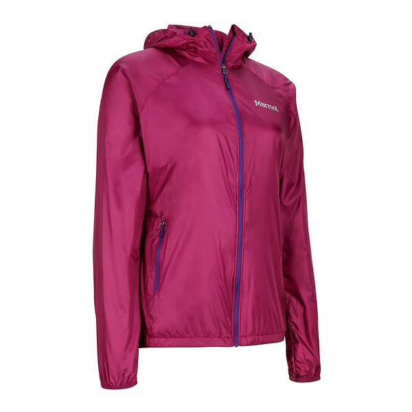 Magenta Marmot Women Ether DriClime Hoody Online Store