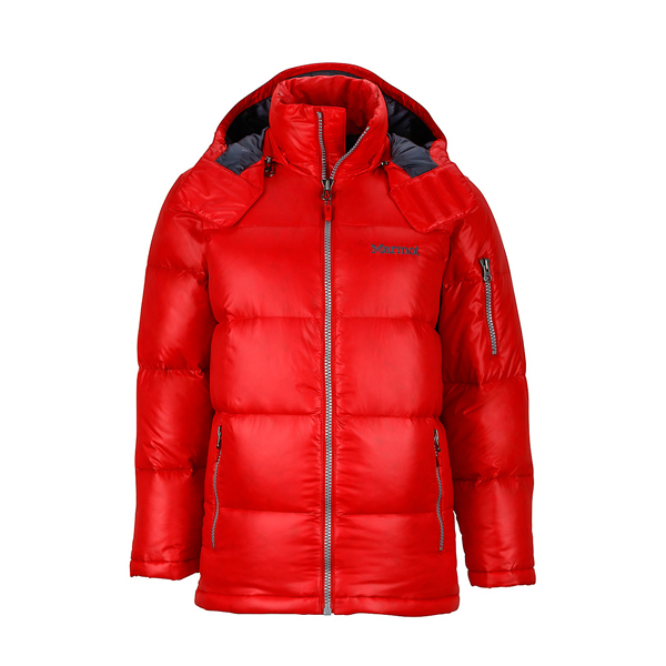 Men Marmot Stockholm Jr Jacket Rocket Red Outlet Online