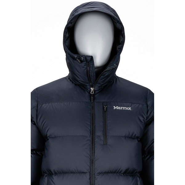 Men Marmot Guides Down Hoody Black Outlet Online