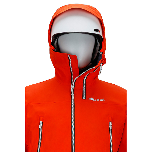 Mars Orange Marmot Men Freerider Jacket Online Store