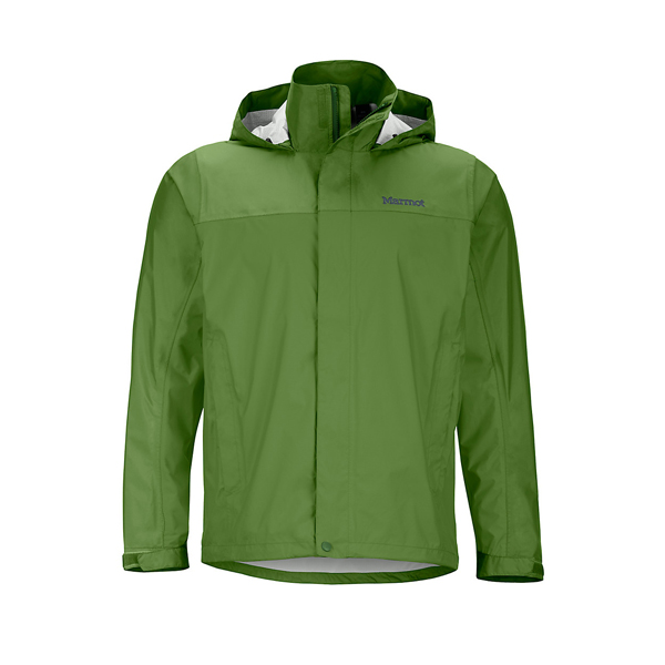 Men Marmot PreCip Jacket - Tall Fit Alpine Green Outlet Online