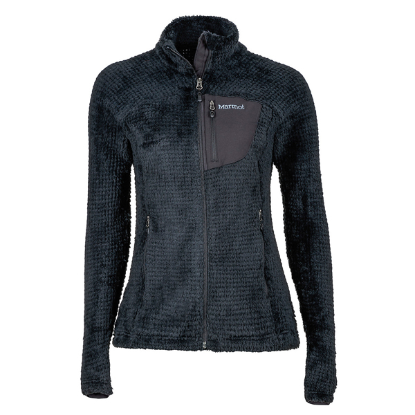 Women Marmot Thermo Flare Jacket Black Outlet Online