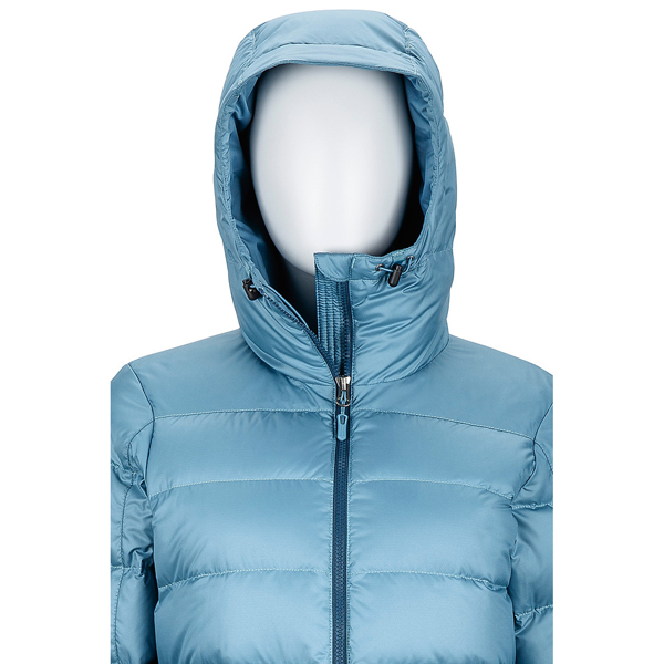 Blue Steel Marmot Women Guides Down Hoody Online Store