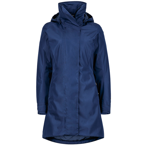 Women Marmot Downtown Component Jacket Midnight Navy Outlet Online