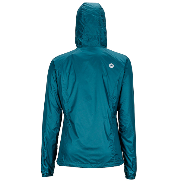 Deep Teal Marmot Women Ether DriClime Hoody Online Store